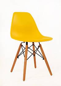Стул Nik Eames, желтый