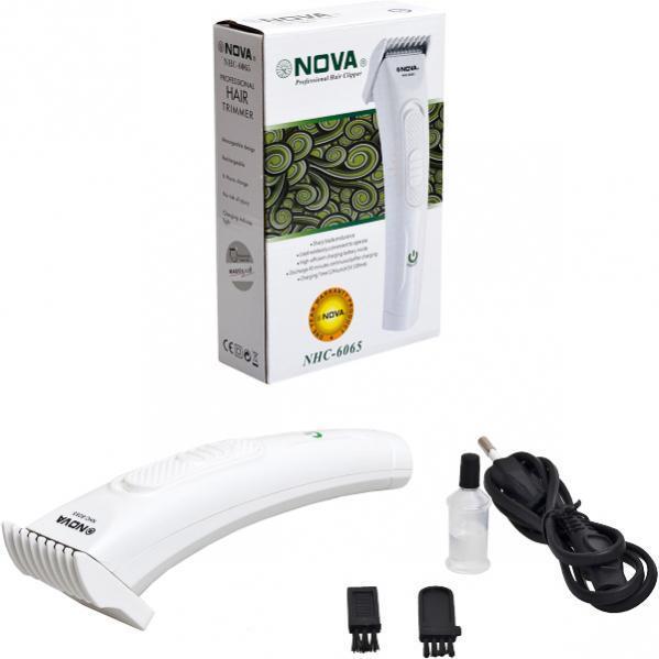 Машинка для стрижки бороды и усов «NOVA» 17×3,5×3 см