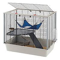 Ferplast FURET Клетка для крыс и хорьков (78 x 48 x h 70 cm)