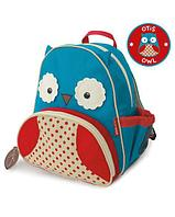 Рюкзак Skip Hop Zoo Little Kid Backpack, Owl! США!