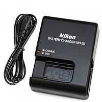 Зарядное устройство для фотоаппарата Nikon MH-25 MH25  для аккумулятора EN-EL15 Nikon D600, D610, D750, D800,