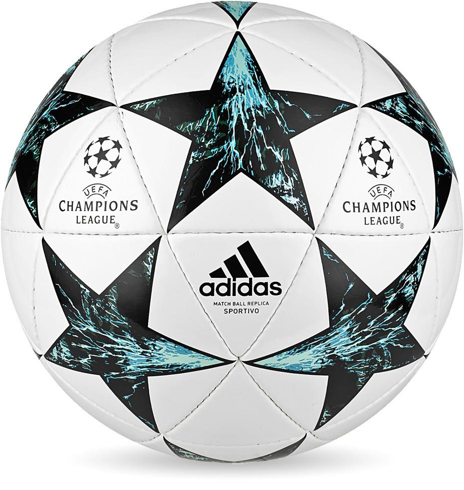 Мяч Лиги Чемпионов 2017/18