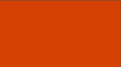 Oracal 751 033 Gloss Red Orange 1 m (Красно-оранжевая глянцевая пленка)