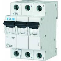 Автоматический выключатель Eaton PL4-C10/3, фото 1