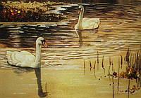Картина из янтаря. Панно 15