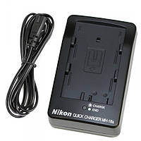 Зарядний пристрій для фотоапарата Nikon MH-18a MH18a для акумуляторів EN-EL3, EN-EL3a, EN-EL3e Nikon D50,