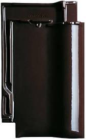 Керамическая черепица CREATON Futura Finesse коричневая глазурь