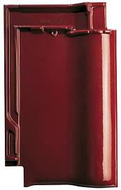 Керамическая черепица CREATON Futura Finesse красное вино глазурь