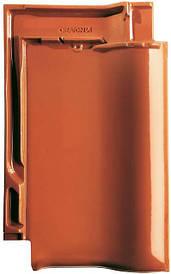 Керамическая черепица CREATON Futura Finesse красная глазурь