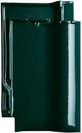 Керамическая черепица CREATON Futura Noblesse темно-зеленая глазурь