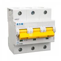 Автоматический выключатель Eaton PLHT-C100/3, фото 1