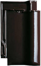 Керамическая черепица CREATON Futura Noblesse коричневая глазурь