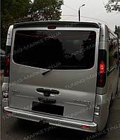 Спойлер на ляду Opel Vivaro, Козырек для Опель Виваро, фото 1