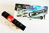 Аккумуляторный фонарь Police BL-806-T6. Фонарик ручной., фото 2