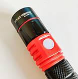 Аккумуляторный фонарь Police BL-806-T6. Фонарик ручной., фото 3