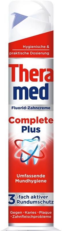 Зубна паста Theramed Complete Plus 100 ml.