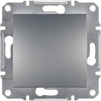 Проходной выключатель Schneider Electric Asfora (сталь) EPH0500162
