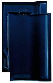 Керамическая черепица CREATON Futura Noblesse темно-синяя глазурь