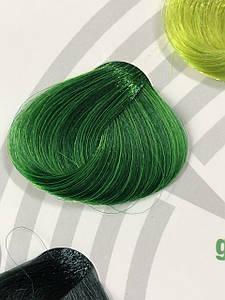 Краска прямого окрашивания (без окислителя) COLOR TRIBE, 100ml Green (зелёный)