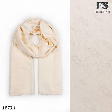 Кашемировый  стильный шарф Донна, фото 2