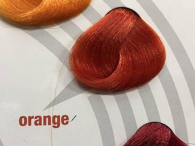 BBCos Краска для волос прямого окрашивания COLOR TRIBE, 100ml Orange (оранжевый)