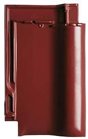 Керамическая черепица CREATON Futura Nuance красное вино ангоб