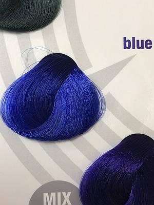 BBCos Краска для волос прямого окрашивания COLOR TRIBE, 100ml Blue (синий)