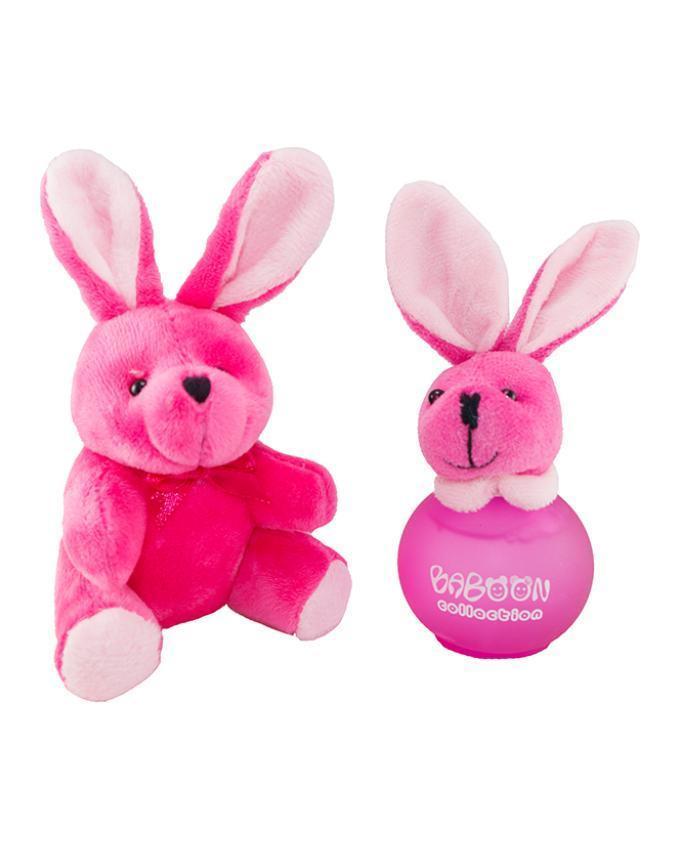 Дитячий набір парфум і іграшка Surbby Baboon ETZH003