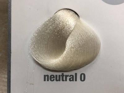 BBCos Краска для волос прямого окрашивания COLOR TRIBE, 100ml Neutral 0 (прозрачный)
