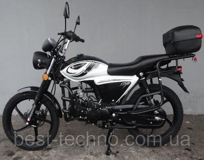 Мотоцикл FORTE ALFA NEW FT125-K9A 2018 (Форте Альфа нью 125 куб. см.)