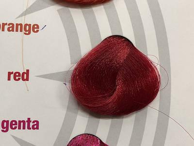 BBCos Краска для волос прямого окрашивания COLOR TRIBE, 100ml Red (красный)