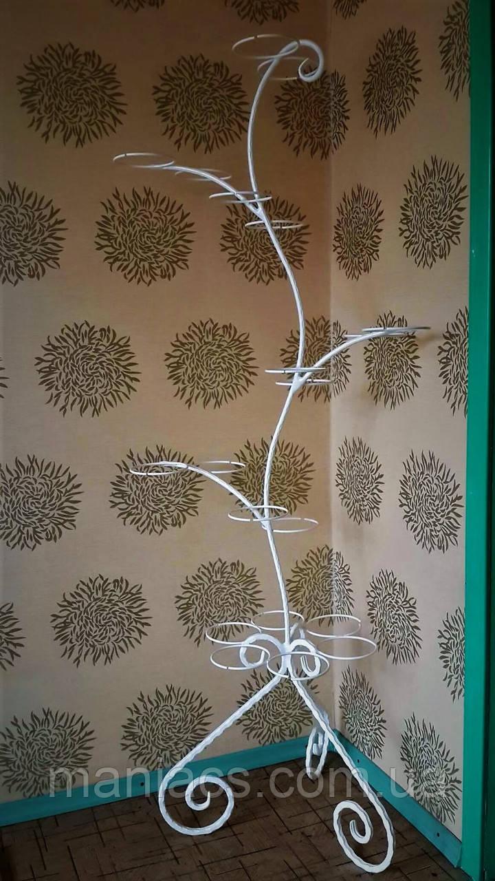 Дерево-4, подставка для цветов на 20 орхидей