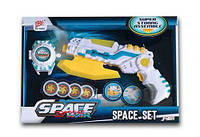 Бластер-трансформер  Space War 6610B-2