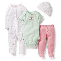 Детский комплект для новорожденного  3 месяца
