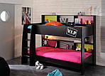 Двухъярусная кровать для детей – оптимальное решение для маленькой комнаты.