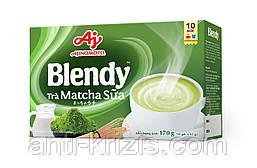 Японский зеленый чай Blendy Matcha late(Вьетнам)