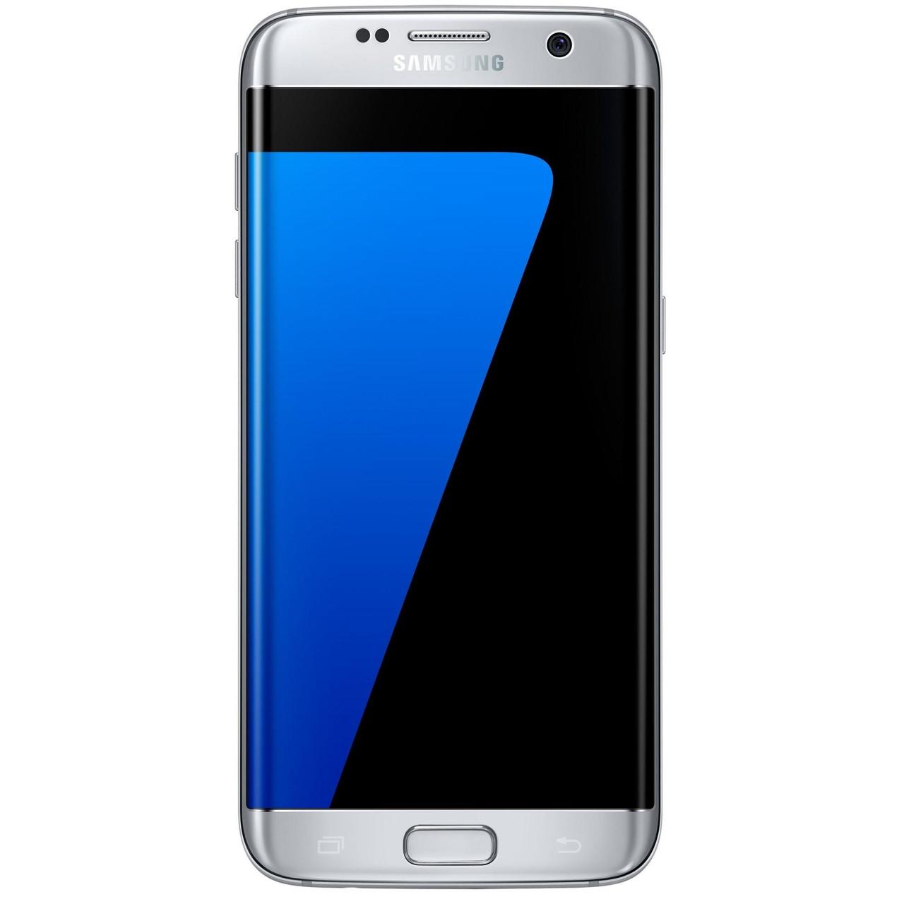 Смартфон Samsung G935FD Galaxy S7 Edge 32GB (Silver)
