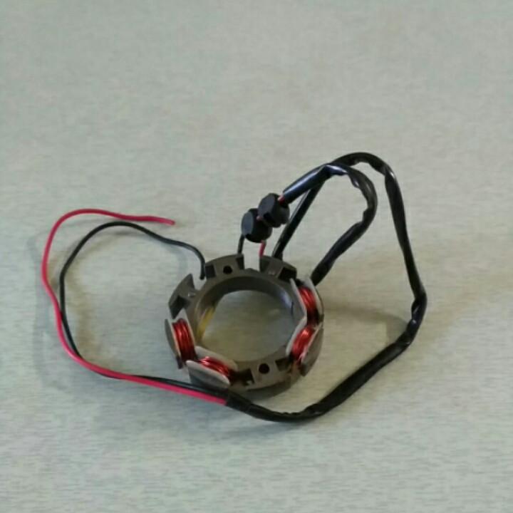 Статор вентилятора R175, R180 (7-8 л.с.)