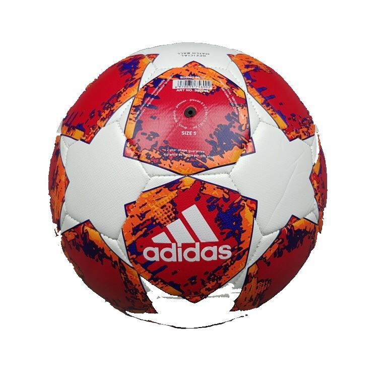 Мяч Лиги Чемпионов 2018/2019 красный
