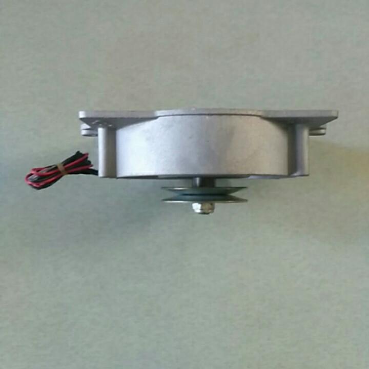 Вентилятор в сборе с генератором 180N (8 л.с.)