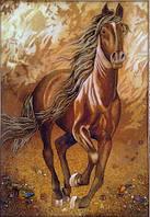 Картина из янтаря. Панно 22