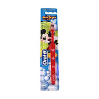 "Oral-B зубная щетка детская""Mickey""(1шт)"