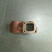 Головка цилиндра голая 1GZ90 R195 (12 л.с.), фото 1