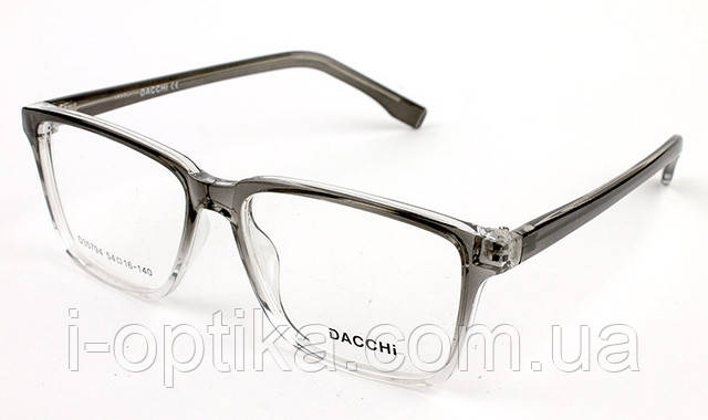 Мужская пластиковая оправа Dacchi