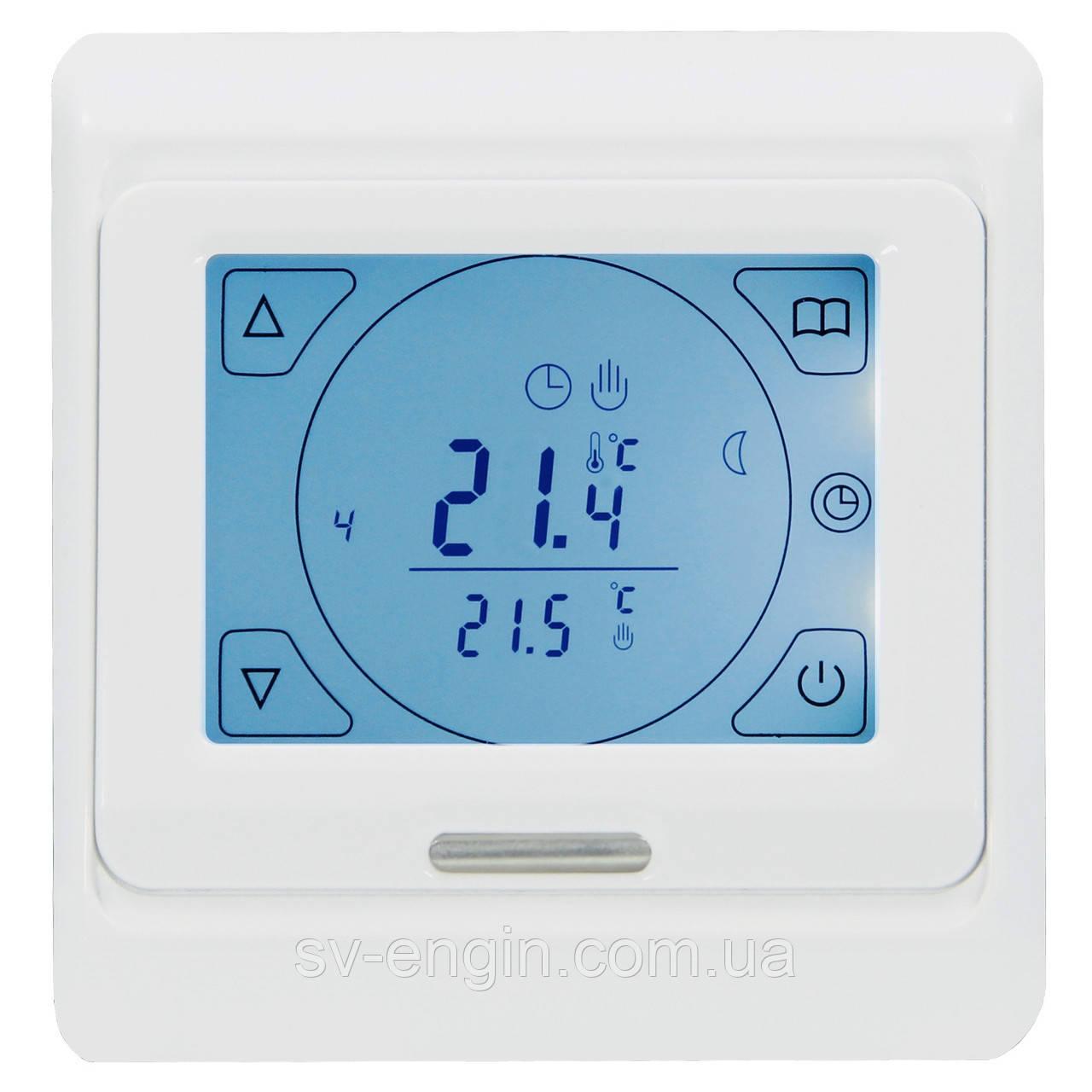 B32A, SEN, K2, A (DS ELECTRONICS, Украина) - терморегуляторы для теплого пола