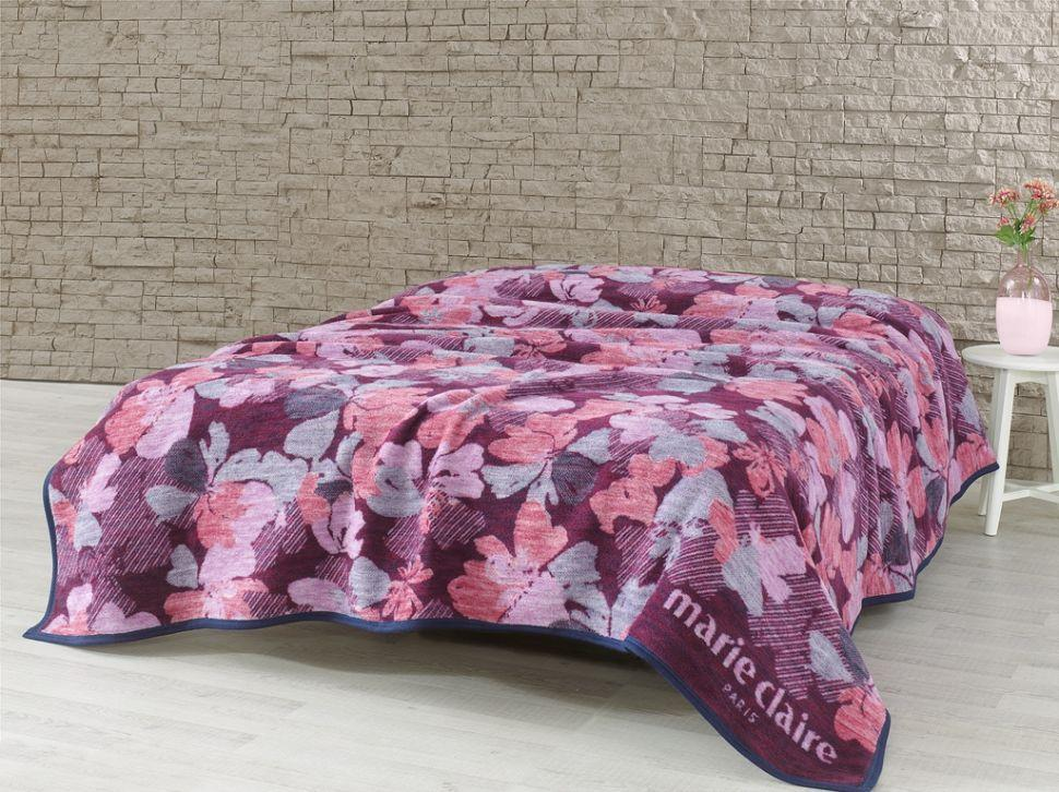 Покрывало - плед двухспальный Marie Claire CAMOUFLAGE 200х220