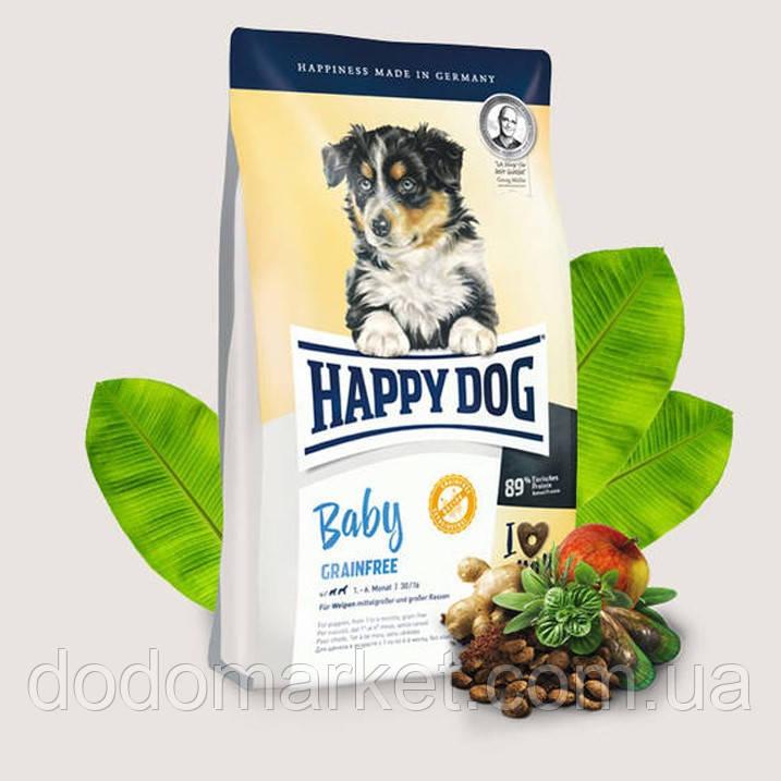 Сухой корм для щенков Happy Dog Supreme Baby Grainfree 1 кг