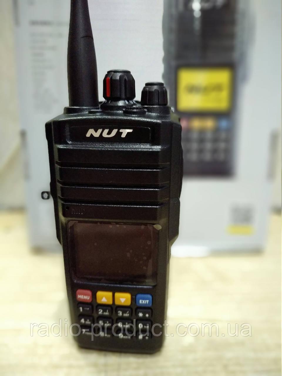 Quansheng AT-D5 (TG-D5) DMR, аналогово-цифровая радиостанция