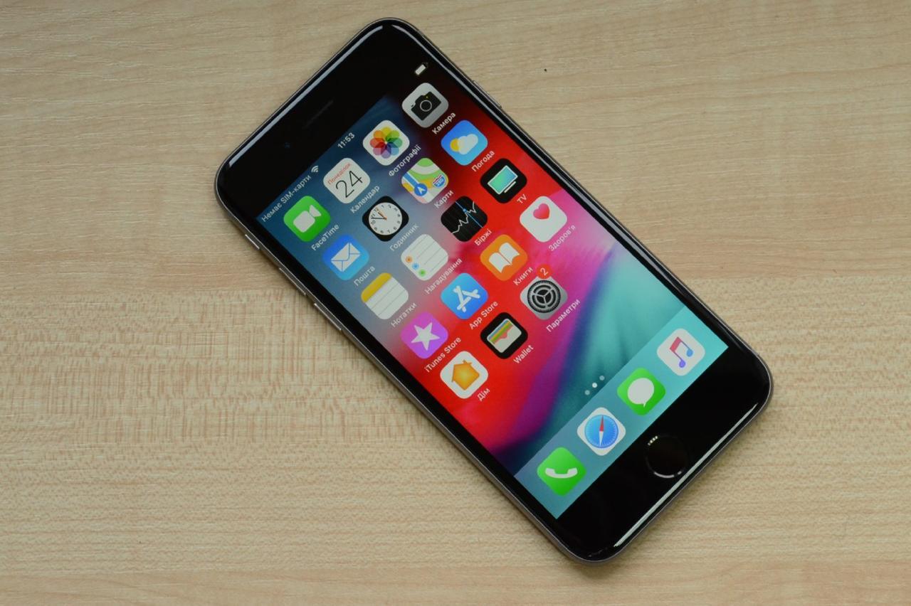 Apple iPhone 6s 16Gb Space Gray Оригинал!