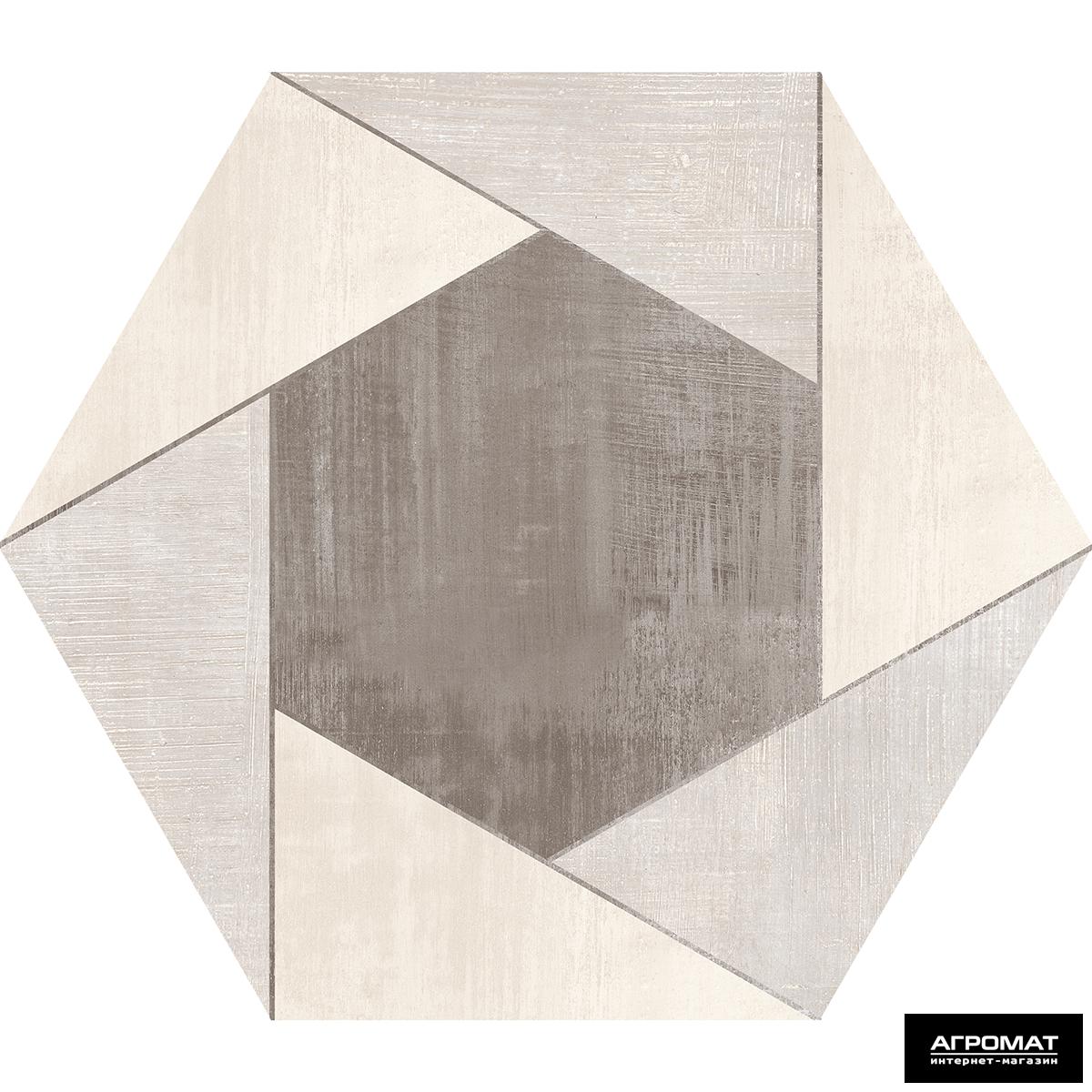 Напольная плитка Cersanit Egzor GREY арт.(341117)